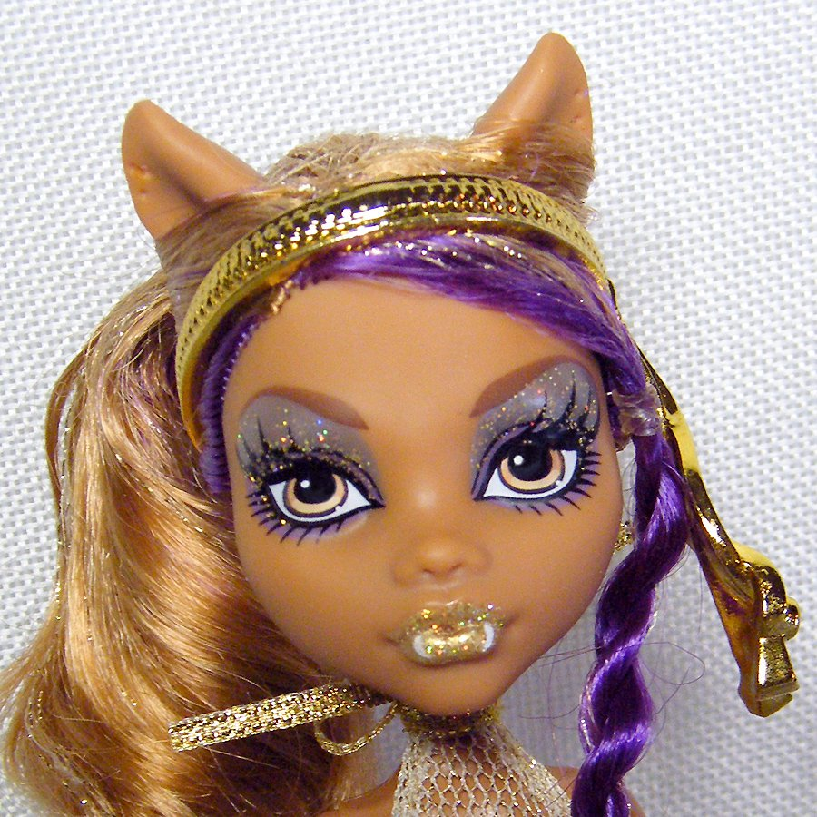 Monster High Clawdeen Wolf 13 Wishes Haunt The Casbah Loose Doll