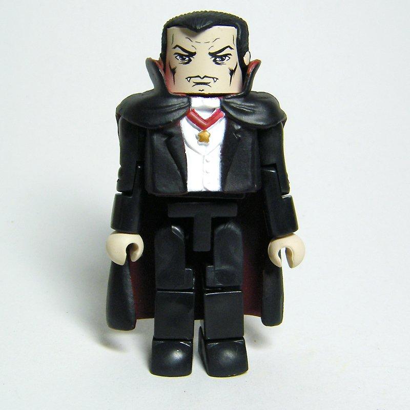 Minimates Vampire DRACULA Loose Figure Universal Monsters