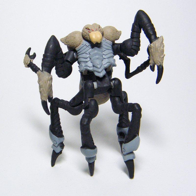 Minimates Battle Beasts FENRUK Tarantula Loose Figure Series 1