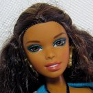 Barbie Diaries TIA Doll AA African American Long Curly hair, 2005 Nice!