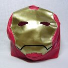 Build A Bear Iron Man Face Mask Only - Replacement for Outfit