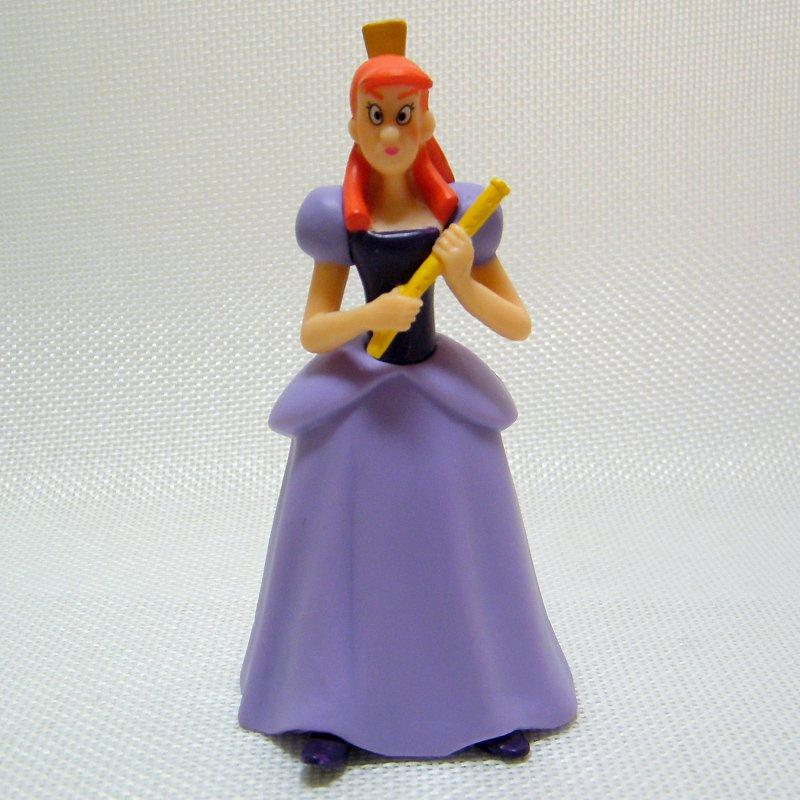 "Disney Cinderella Step Sister Anastasia 3"" PVC Figurine and Cake Topper Toy"