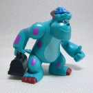 Monsters Inc SULLY Figure w Lunch Box Cake Topper Disney Pixar Spin Master