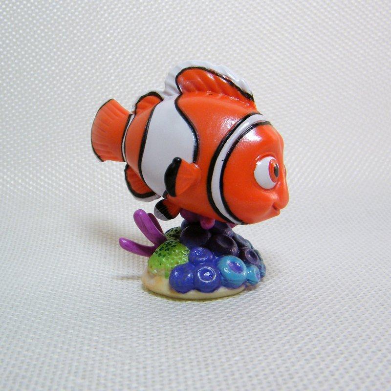 Finding Nemo Dory MARLIN Clownfish TOY PVC Figurine Cake Topper Figure Disney
