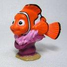 """Finding Nemo NEMO 2.25"""" PVC Figurine Cake Topper 2003 Disney Pixar"""