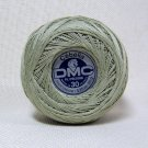 DMC Cebelia 524 Sz30 Light Green Crochet Cotton Size 30 520m-50g Lot #48960 France