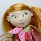 Trixieville ZAYLA Bendable Doll Pixie Strawberry Blonde w Wings, Manhattan Toy