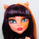 Monster High CLEOLEI - Freaky Fusions Cleo De Nile & Toralei Stripe Egyptian Cat