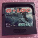 G-LOC: Air Battle Sega Game Gear, 1991**FREE US Shipping**