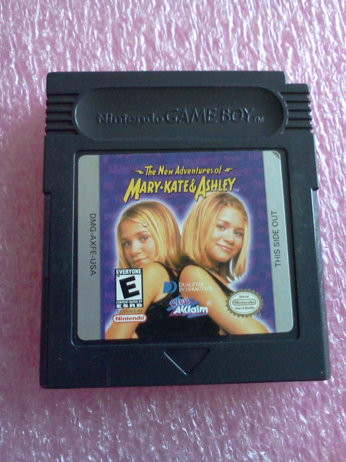 The New Adventures of Mary-Kate & Ashley (Nintendo Game Boy Color, 1999)*