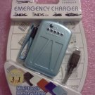 Emergency Travel Charger Nintendo DS Lite Blue**FREE US Shipping**