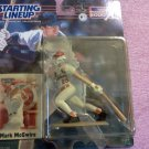 Starting Lineup MLB Mark McGuire Figure With Shinguard St Louis Cardinals NIB