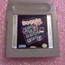 Boggle Plus (Nintendo Gameboy, 1992)
