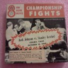 Championship Fights Jack Johnson vs Stanley Ketchel 8mm Film