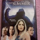 I'll Always Know What You Did Last Summer (DVD, 2006)