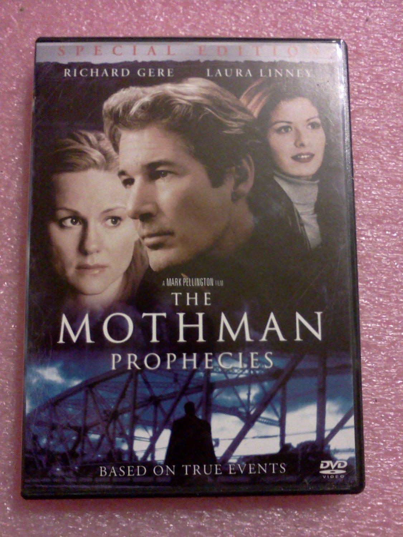 The Mothman Prophecies (DVD, 2003, 2-Disc Set, Special Edition)