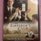The Emperor's Club (DVD, 2003, Full Frame)