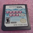 Crosswords DS (Nintendo DS, 2008)