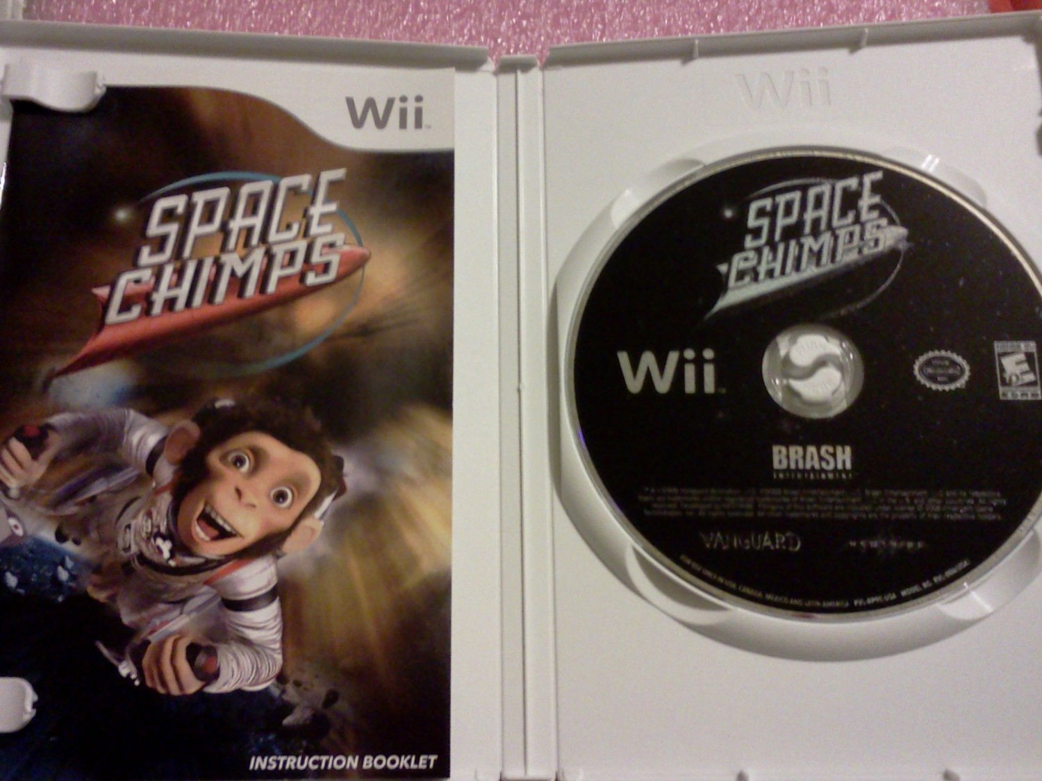 Space Chimps (Wii, 2008)