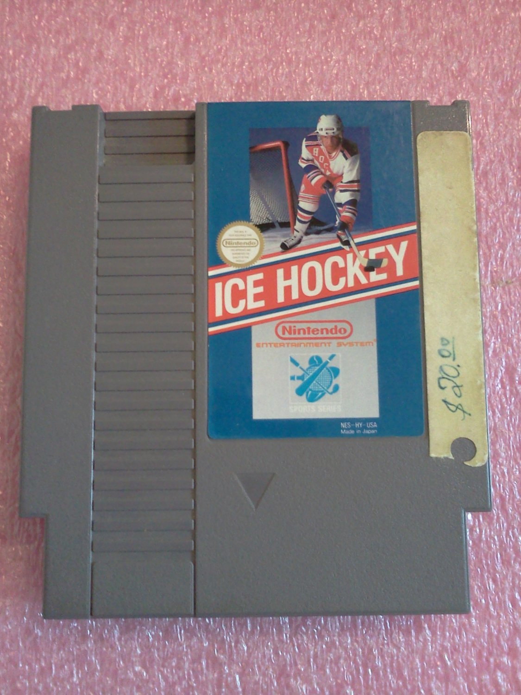 NES Ice Hockey (Nintendo 1988)