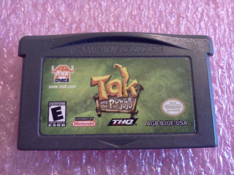 Tak and the Power of Juju (Nintendo Game Boy Advance, 2003)