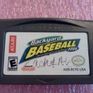 Backyard Baseball 2006 (Nintendo Game Boy Advance, 2005)
