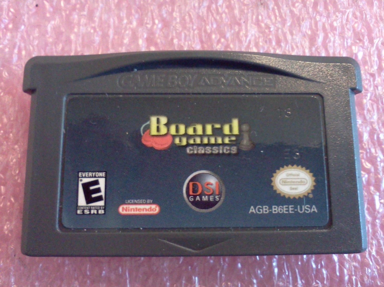Board Game Classics (Nintendo Game Boy Advance, 2005)
