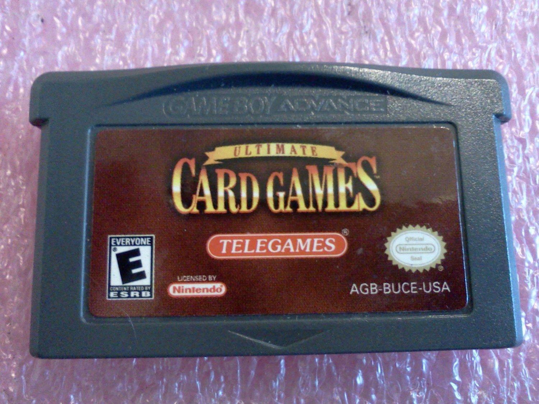 Ultimate Card Games (Nintendo Game Boy Advance, 2004)
