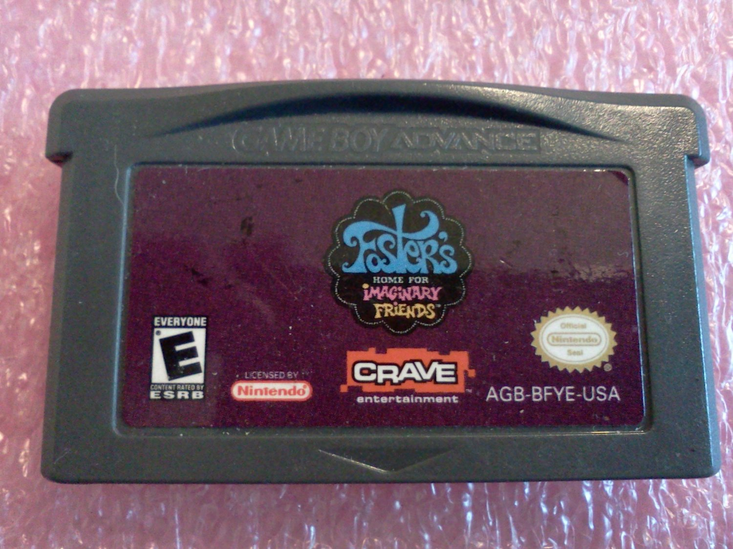 Foster's Home for Imaginary Friends (Nintendo Game Boy Advance)