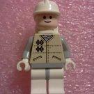 LEGO Star Wars Hoth Rebel Minifigure White Backpack