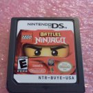 LEGO Battles: Ninjago (Nintendo DS, 2011)