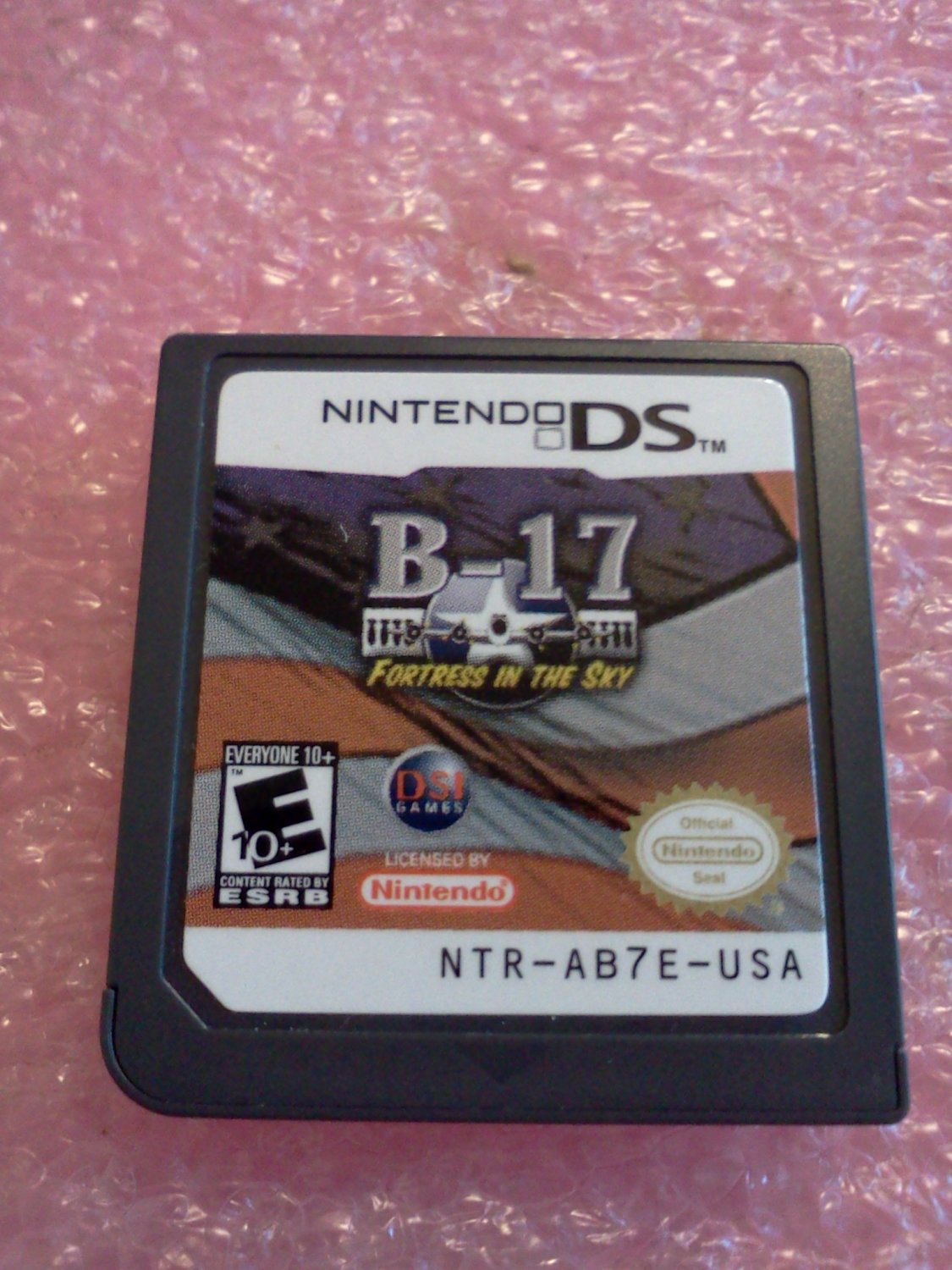 B-17: Fortress in the Sky (Nintendo DS, 2007)