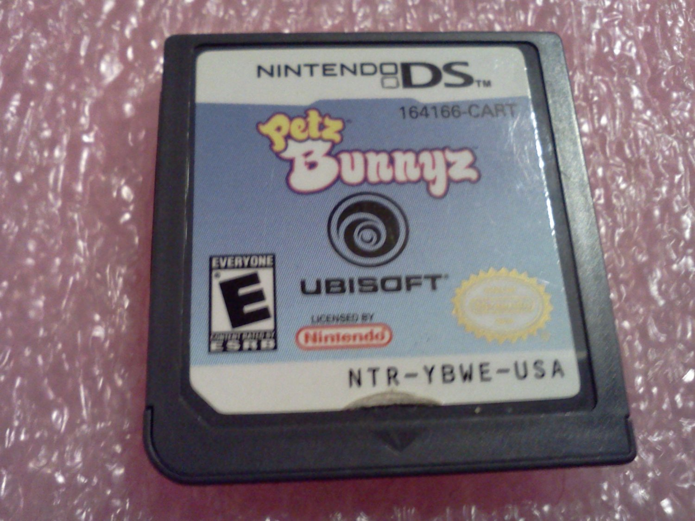 Petz: Bunnyz (Nintendo DS, 2008)