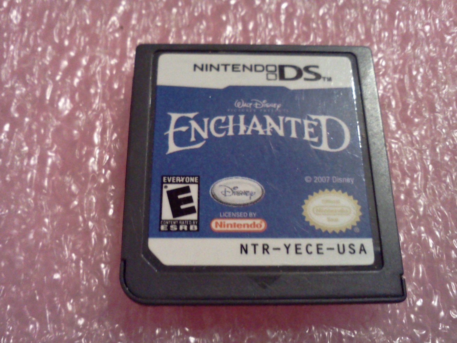 Enchanted (Nintendo DS, 2007)