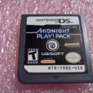 Midnight Play Pack (Nintendo DS, 2008)