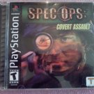Spec Ops: Covert Assault (Sony PlayStation 1, 2001) PS1