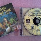 Land Before Time: Return to the Great Valley (Sony PlayStation 1, 2000) PS1