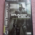 Tom Clancy's Splinter Cell (Sony PlayStation 2, 2003)