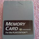 PERFORMANCE Memory Card Sony Playstation 2 PS2