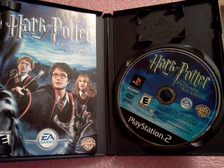 Harry Potter and the Prisoner of Azkaban (Sony PlayStation 2, 2004)
