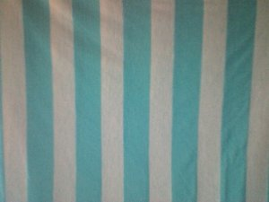 Beach Blue Stripe
