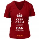 Keep Calm And Let DAN Handle It