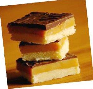 Chocolate Caramel Squares Recipe Uummm!!! PDF