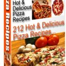 Homemade Delicious Pizza Recipes eBook PDF  xpress2shop