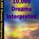 10,000 Dreams Interpreted PDF ebook    delicias2shop