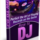 How To DJ eBook PDF xpress2shop