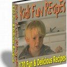 Kids Fun Recipes    delicias2shop