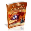 Affiliate Marketing Know How  - delicias2shop