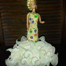 Fashion Ball Macarena gown Unique Multi Colors delicias2shop