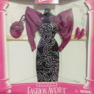 "Purple Gown For Doll 11 1/2"" Mattel Vintage Fashion Avenue-Deluxe- NRFB delicias2shop"